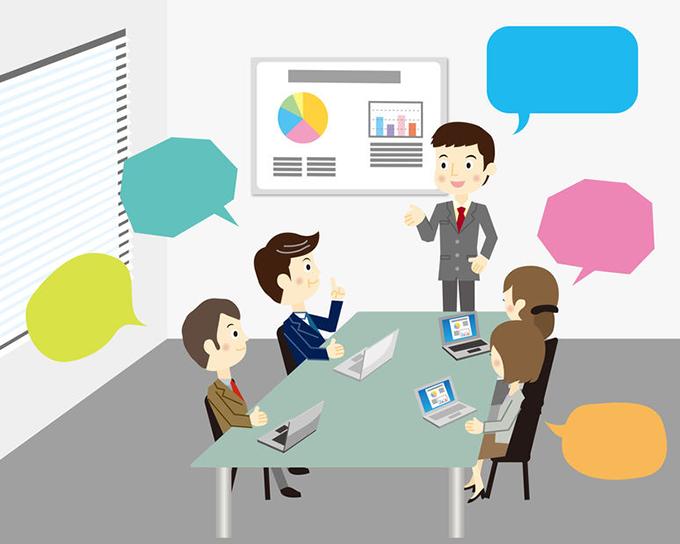 オフサイト会議とオンサイト会議のメリット・デメリットを整理しよう!