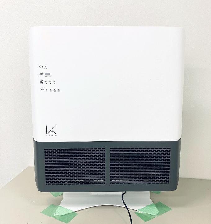 会議室向きの空気清浄機の導入