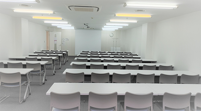大阪駅前会議室 Room A、Room Bの定員数を増やしました!
