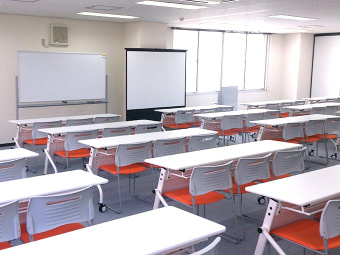 【ソーシャルディスタンス対応可!】広くて、ゆったり名古屋笹島会議室 Room A