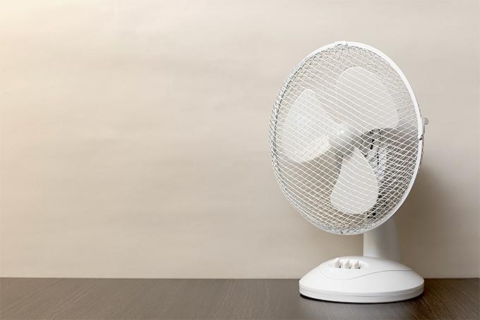 扇風機の特徴