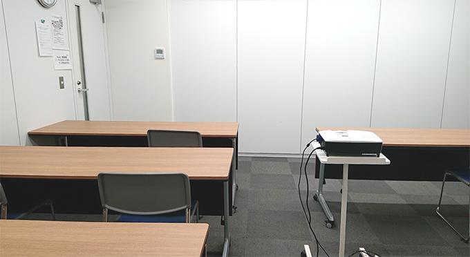 コンパクトスペース Room E